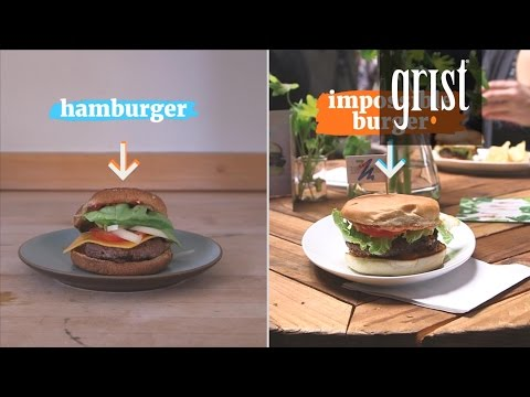 Is this the future of hamburgers?