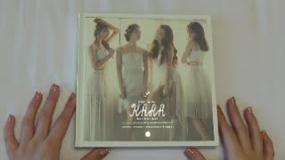 unboxing kara 카라 6th korean mini album day&night
