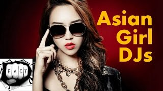 getlinkyoutube.com-Top 10 Hottest Asian Girl DJs