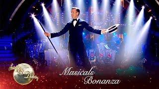 getlinkyoutube.com-Group Dance: Musicals Bonanza - Strictly Come Dancing 2016: Week 11