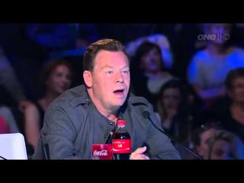 New Zealand's Got Talent 2012 Semi-Final 6 Logan Walker