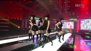 getlinkyoutube.com-SNSD (Girls' Generation) - Show! Show! Show! Live HD