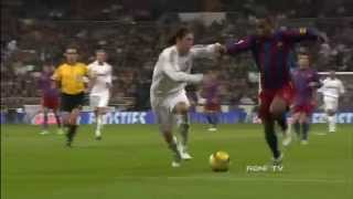 All Goals Ronaldinho Vs Real Madrid   2005/2006   HD 720p   Roni Tv