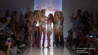 getlinkyoutube.com-BEACH BUNNY FEATURING THE BLONDS: MERCEDES-BENZ FASHION SWIM 2015 COLLECTIONS