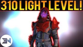 "getlinkyoutube.com-""310 Light Level"" Hunter - First ""310 Light Level"" Character I Have Seen! - SOF Killswitch"