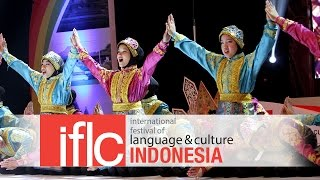 getlinkyoutube.com-IFLC Indonesia 2015 - Saman Dance