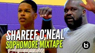 getlinkyoutube.com-Shareef O'Neal Official Ballislife Mixtape! Shaq's Son Is The Real Deal!