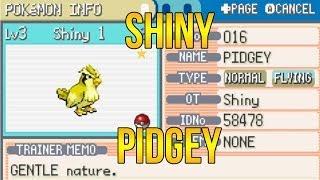 getlinkyoutube.com-Shiny Pidgey! (Pokemon FireRed Shiny Hunting)
