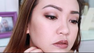 getlinkyoutube.com-NICHIDO Full Face Makeup + REVIEW!