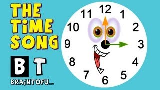 getlinkyoutube.com-Whats The Time - kids song
