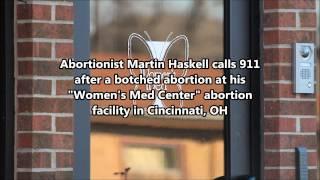 getlinkyoutube.com-Botched Abortion at Cincinnati Abortion Clinic - 911 Call