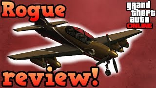 Rogue review! - GTA Online