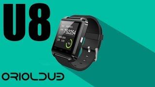 getlinkyoutube.com-Review Smartwatch U8 | 2016