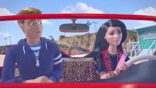 getlinkyoutube.com-БАРБИ 60 серия Фантастическая гонка   Barbie