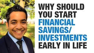 getlinkyoutube.com-Why should you start financial savings/investments early in life - Power of Compound Interest