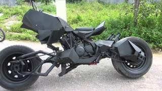getlinkyoutube.com-Việt Nam Lắp Ráp Thành Công Siêu Xe Batman