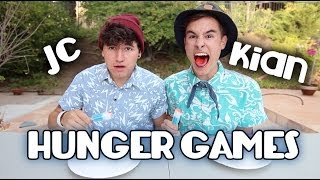 getlinkyoutube.com-Hunger Games | Jc Caylen vs. Kian Lawley