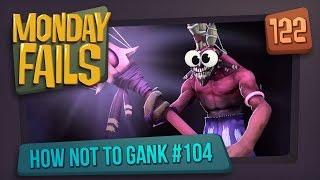 getlinkyoutube.com-Monday Fails - How NOT to gank #104