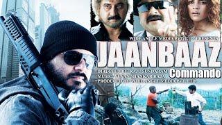 getlinkyoutube.com-Jaanbaaz Comando - Ajith, Nayantara   Hindi Dubbed Action Movie 2014   Hindi Movies 2014 Full Movie