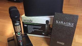 Xtreme Magicsing Karaoke 2017 Unboxing