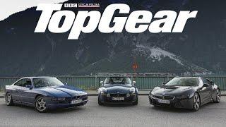 Starcie pokoleń: BMW i8 vs Z8 vs 850 CSi   TEST   TopGear Polska
