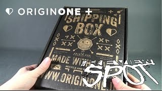 getlinkyoutube.com-Subscription Spot - Origin One Monthly Stationary Subscription Box UNBOXING!