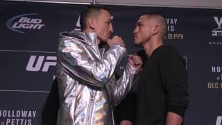 getlinkyoutube.com-UFC 206: Media Day Faceoffs