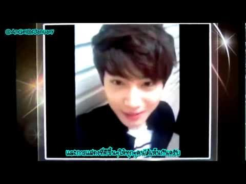 [Thai Sub] 120523 EXO-K Star Call - SuHo Feat. ChanYeol Kai & Sehun