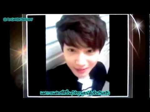 [Thai Sub] 120523 EXO-K Star Call - SuHo Feat. ChanYeol Kai & Sehun