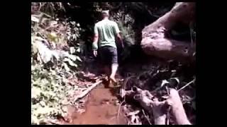 getlinkyoutube.com-Muroisora water falls, Kulaura, mowlovibazar.
