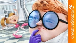 getlinkyoutube.com-O laboratório de Dexter - Speed art (#Photoshop) | CreativeStation