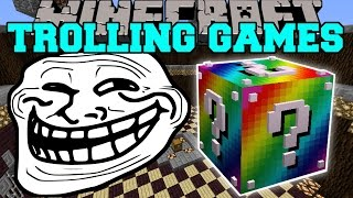 getlinkyoutube.com-Minecraft: RUNESCAPE TROLLING GAMES - Lucky Block Mod - Modded Mini-Game