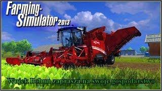 """Farming Simulator 2013 - #11 """"Wszystko przeciw człowiekowi"""""""