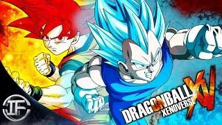 getlinkyoutube.com-LA BATALLA DE DIOSES!! GOKU VS VEGETA SSGSS! - Dragon Ball Xenoverse Online