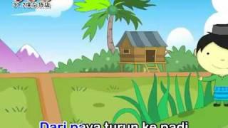 getlinkyoutube.com-«    »Lagu Kanak kanak + Pantun   Ikan Kekek Mak Ilui   YouTube