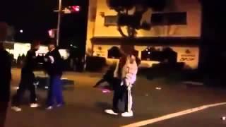 【DQN】暴走族を警察がこかすwww