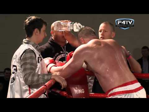 Smash Muaythai 3 Matty Shippen v Chris Cooper