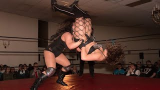 getlinkyoutube.com-Allysin Kay ( TNA Sienna ) vs Seleziya Sparx • FREE FULL MATCH