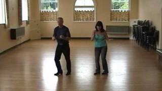 getlinkyoutube.com-COWGIRL'S TWIST LINE DANCE