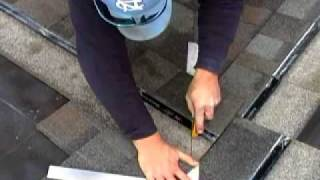 getlinkyoutube.com-How to ... Roofing: Closed Cut Valley explained
