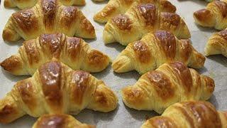 getlinkyoutube.com-Kako napraviti kroasane - recept za kroasane