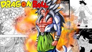 Dragon Ball EX Chapters 17 & 18: Evil Goku's Identity! Uub's Ultimate Decision (Fan Manga Review)