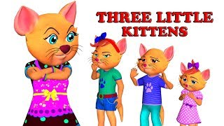 Three Little Kittens Song