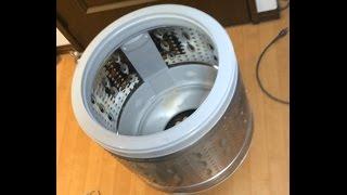 getlinkyoutube.com-洗濯機の分解掃除を自分でやる。