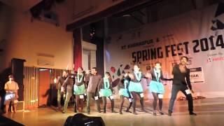 getlinkyoutube.com-IIM Ranchi | Spring Fest 2014 | IIT KGP