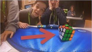 getlinkyoutube.com-Top 10 Rubik's Cube Fails #3