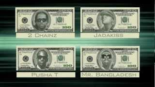 Mr. Bangladesh ft. Pusha T, Jadakiss, & 2 Chainz - 100 (Making Of)