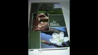 German Bible with Planting Seed Cover / CSV Die Heilige Schrift Elberfelder Ubersetzung