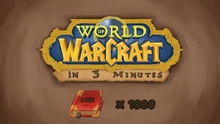 getlinkyoutube.com-World of Warcraft ENTIRE Storyline of All Games in 3 minutes! (World of Warcraft Animation)