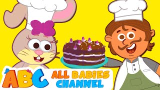 getlinkyoutube.com-Pat A Cake And More | Nursery Rhymes For Children | Kids Songs | All Babies Channel